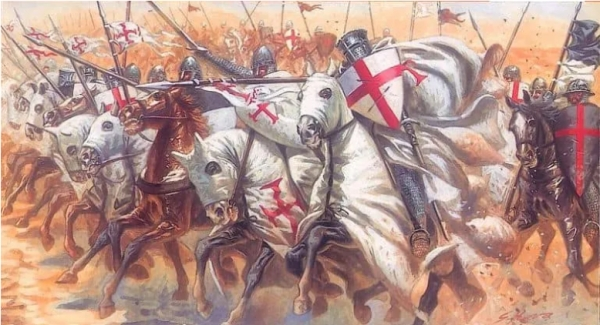 About the Knights Templar